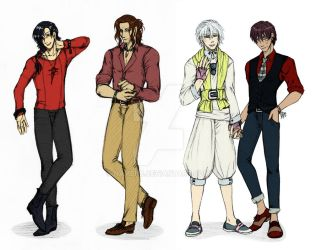 DMMD wedding clothes compilation by nambnb