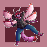 [Commission] Coolest Bugsona by SinnerDevil