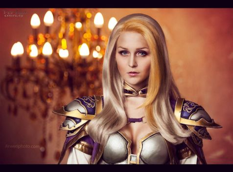 Lady Jaina Proudmoore (World of Warcraft) by ver1sa