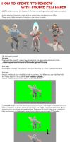 How to create TF2 renders with SFM by squar3x