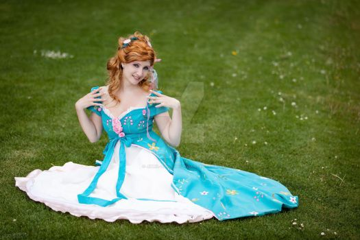 Giselle by Jibril-Cosplay