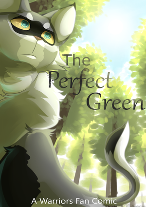 Contest entry - The Perfect Green by Wolfhowler9880