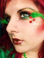 an overstated holiday by itashleys-makeup