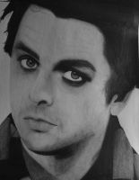 Billie Joe Armstrong by lonelymind07