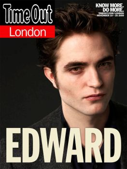 Time out Cover Edward by harrynotlarry