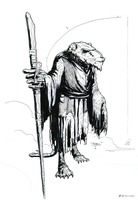Master Splinter by T-RexJones