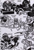 autobots roll out by tycoon-wolf