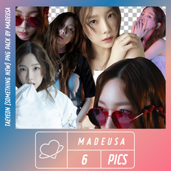 TAEYEON [Something New] PNG Pack by Madeusa by madeusa
