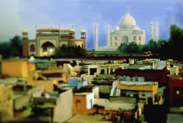 Agra by drion4