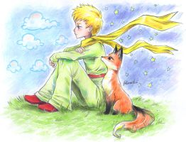 The Little Prince by Lyunna