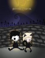 Nightmare Everafter Cover by rayraylovesmikeyway