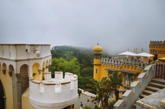 Postcard from Sintra,Portugal by vesaspring