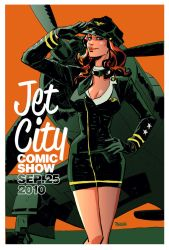 Jet City Cover by urban-barbarian
