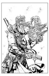 Grifter and Zealot - lores by JeffGraham-Art