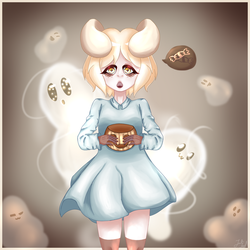 GIVE HAIBU UR CANDY {gift for Rossali} by IULIUL