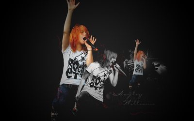 Paramore Wallpaper updated by Miss-Machi