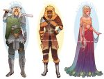 Adventure Time Redesigns I by Hannah-Alexander