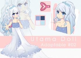 Utama Doll #02: Auction [CLOSED] by TinyCatty