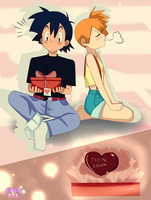 Happy valentin day! by StarMVenus