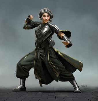 Suyin 1 Small by dustsplat