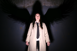 Castiel an Angel of the lord by IceDragonCosplay