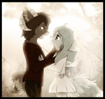 I never let you go by Miosita