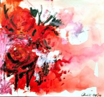 Roses by duhi