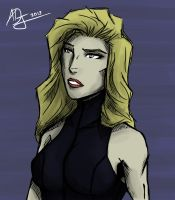 Black Canary by ArmandDj