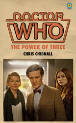 New Series Target Covers: The Power of Three (v1) by ChristaMactire