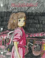 Spirited Away by Smithy9