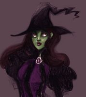 Wicked through and though by Homemadedarkmark