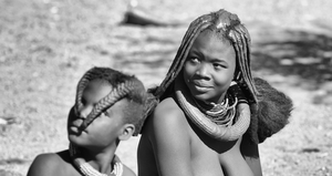 Himba Lady by Darth-Marlan