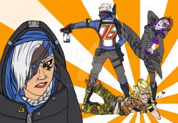 DTS - Overwatch by Chemik91