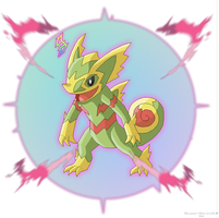 Mega Kecleon (FAN-MADE)