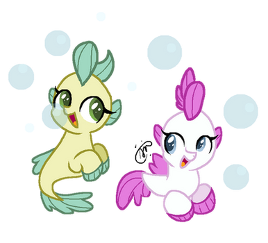 Crystalverse: Skystar's Daughters by ThePegasisterPony