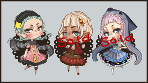 OPEN- LAST ONE- SET PRICE $5 by TaiyouChee
