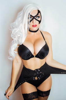 Jessica Nigri: From Black Cat to Sex Kitten pt 6 by hypnospects