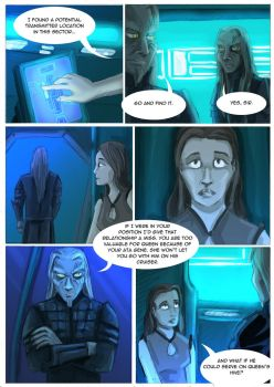 Crossing Paths p.83 by neron1987