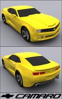 Camaro 1 by Squint911