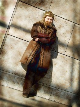 Fili at your service.gross by DreamhunterZacky