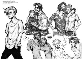 That's a sketchdump I by FidisART