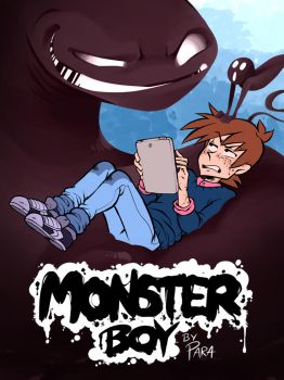 Monster Boy Cover by ParaParano