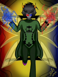 Sollux Captor the Mage of Doom by ShinjitsuForever