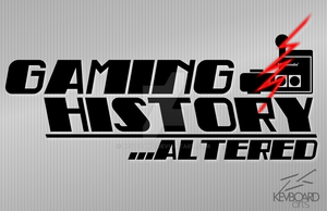 GamingHistory altered -Logo- [Paradise and Faries] by kevboard