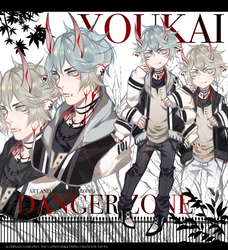closed: [fall]  youkai adopt [auction] 1 hr snipe by R0HI0