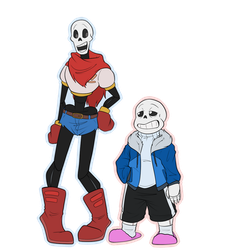 skelly bois by asymmetric-ace