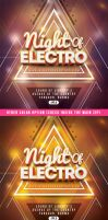 Night Of Electro by n2n44