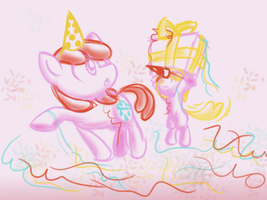 Happy Birthday Askpuppysmiles! by Retl