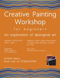 Creative Painting Workshop by danjak
