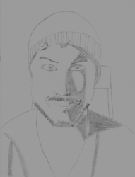 Realistic Drawing - Markiplier by TalUnion